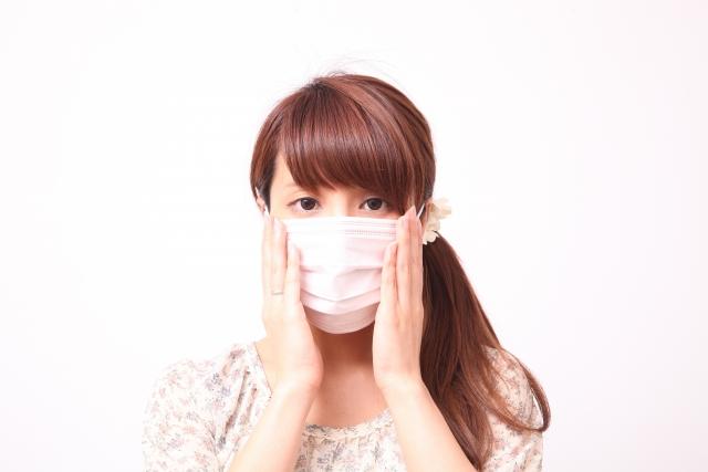 インフルエンザ対策 マスク